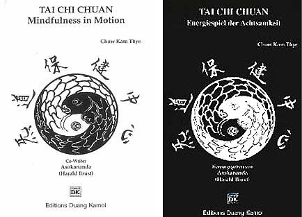 Thai Chi Chuan Book German